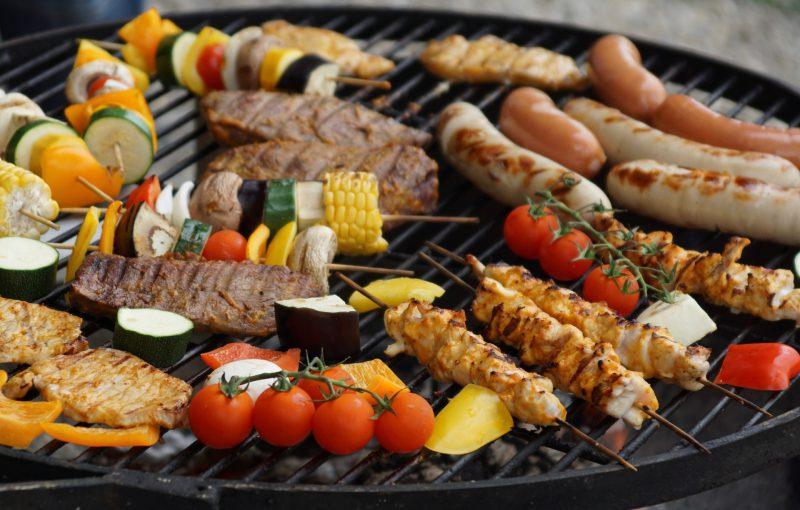 Hap-Inn BBQ grill