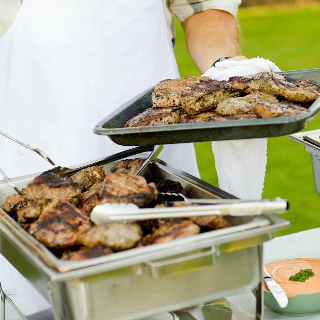 Hap-Inn BBQ buffet