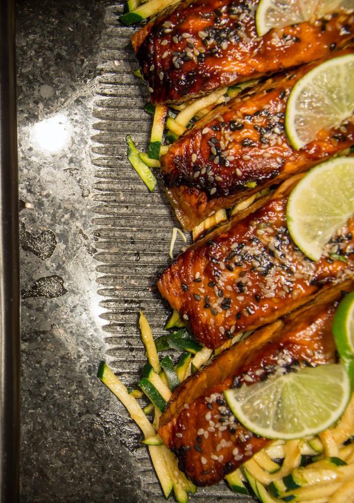 Hap-Inn BBQ grill zalm