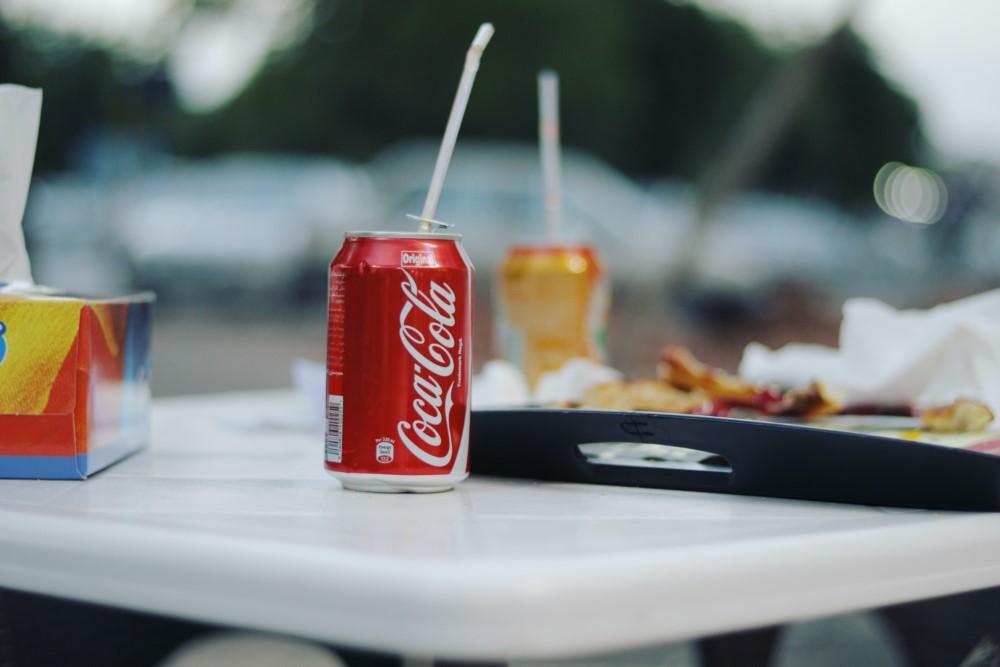Hap-Inn Blikje Cola
